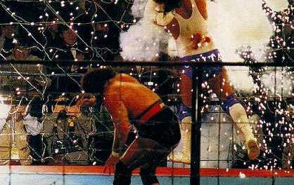 Time Bombs: Genichiro Tenryu vs. Atsushi Onita in FMW
