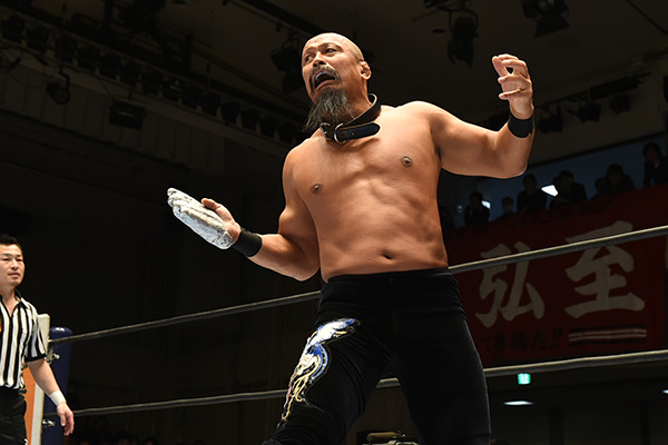 Takashi Iizuka Closes Door on 32-Year NJPW Career