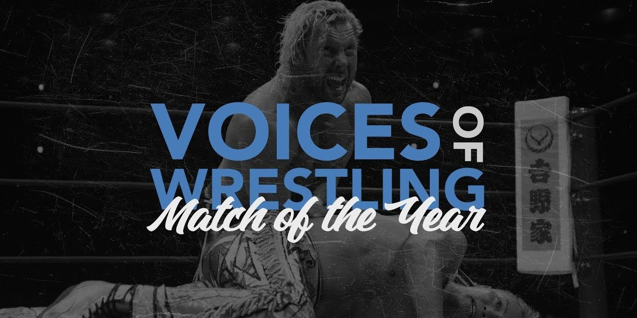 Voices of Wrestling 2018 Match of the Year: Stats Breakdown