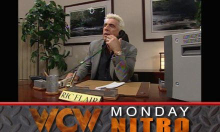 Death's Door: The Final Days of WCW (February 12, 2001 – Nitro #282)