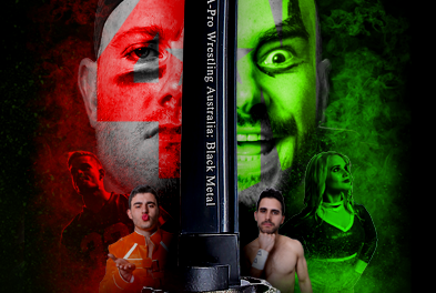 PWA The Fight For Black Metal (February 22) Results & Review