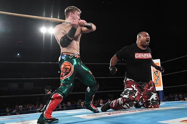 NJPW New Japan Cup 2019 Night 2 Results & Review