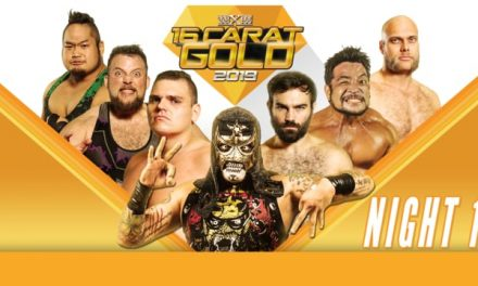 wXw 16 Carat Gold 2019 (Night 1) Results & Review