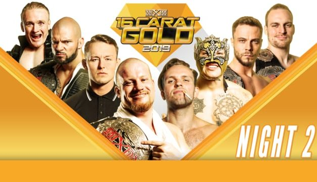 wXw 16 Carat Gold 2019 (Night 2) Results & Review