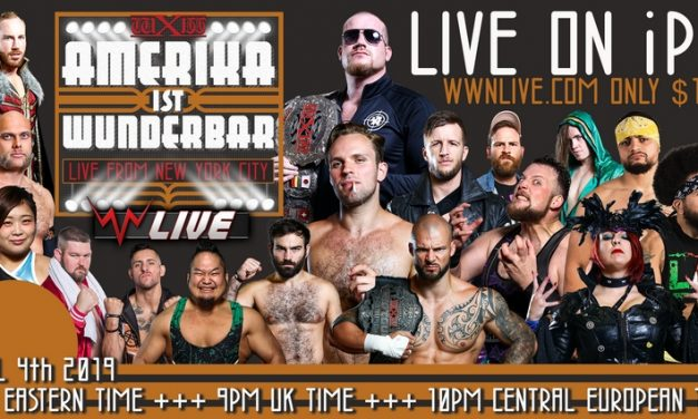 wXw Amerika ist Wunderbar (April 4) Preview
