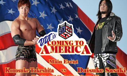 DDT Coming to America (April 4) Preview