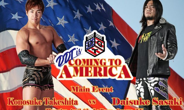 DDT is Coming to America (April 4) Results & Review