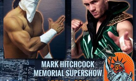 Mark Hitchcock Memorial WrestleCon Supershow 2019 (April 4) Preview