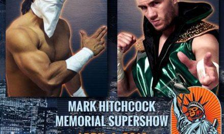 Mark Hitchcock Memorial WrestleCon Supershow 2019 (April 4) Preview