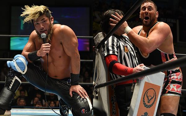 NJPW New Japan Cup Night 8 (Results & Review)