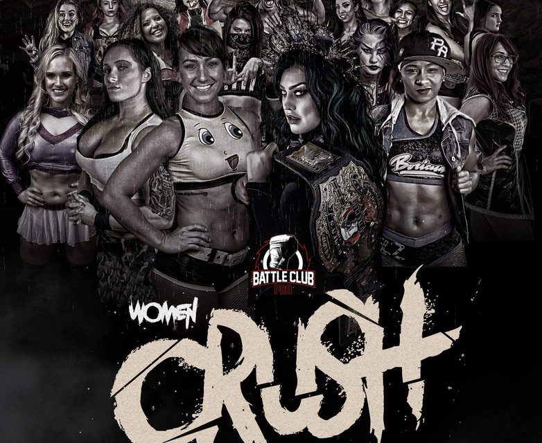 Battle Club Pro Women Crush Wednesday (April 3) Preview