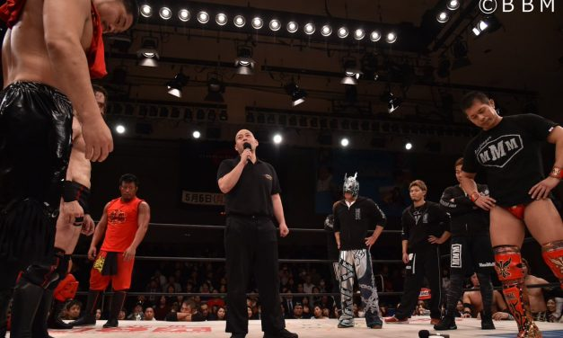 Dragon Gate Glorious Gate (March 7) Results & Review