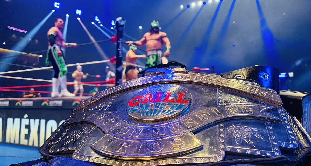 CMLL Homenaje A 2 Leyendas 2019 (March 15) Results & Review