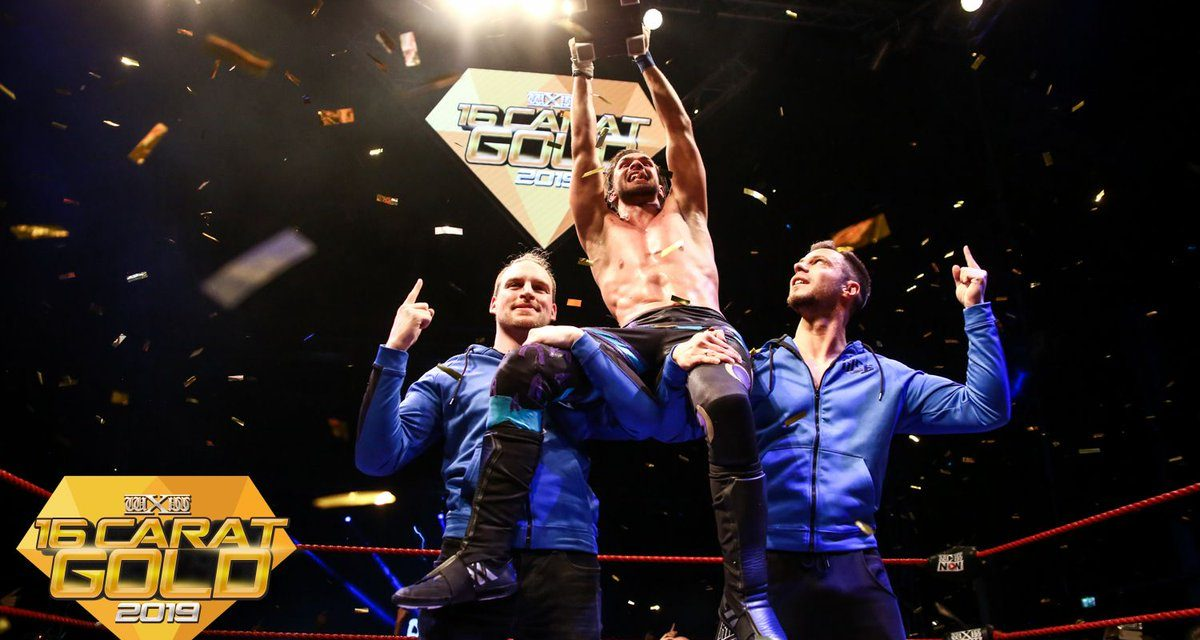 wXw 16 Carat Gold 2019 (Night 3) Results & Review