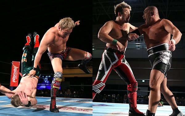 NJPW New Japan Cup Night 9 (Results & Review)