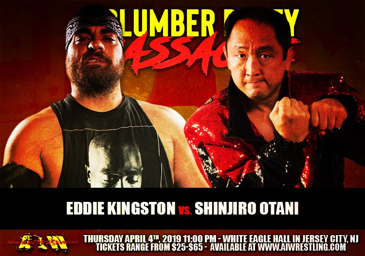 AIW Slumber Party Massacre (April 4) Preview