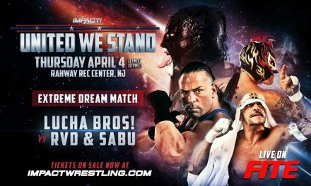 Impact Wrestling's United We Stand Results, Review