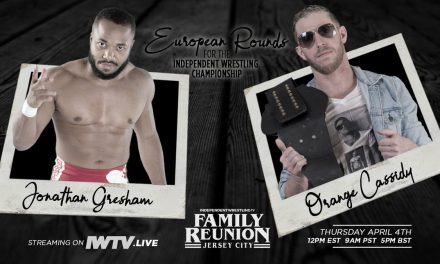 IndependentWrestling.TV Family Reunion (April 4) Preview