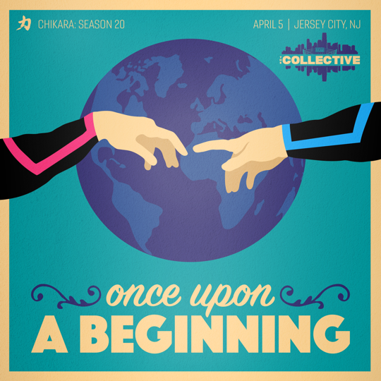 CHIKARA Once Upon a Beginning (April 5) Preview