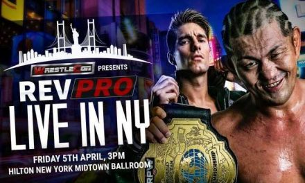 RevPro UK: Live in NYC (April 5) Preview
