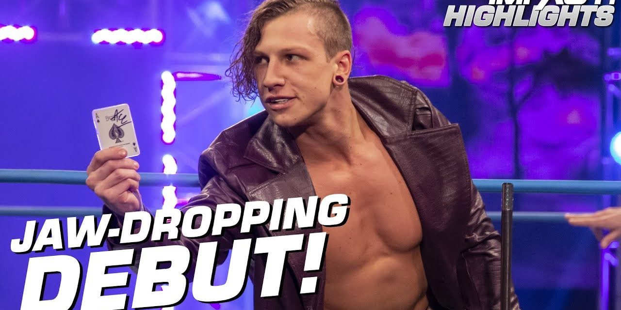 Getting in on the Ground Floor: Impact Wrestling's Ace Austin