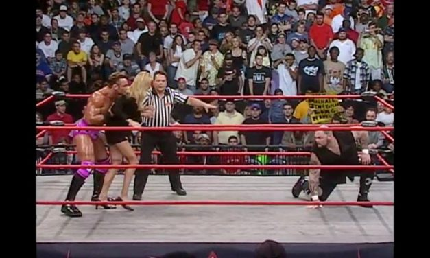 Death's Door: The Final Days of WCW (March 19, 2001 – Nitro #287)