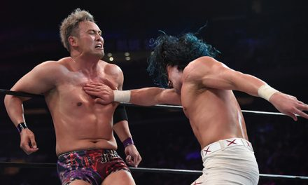 NJPW/ROH G1 Supercard Results & Review