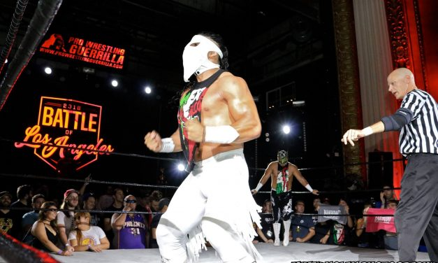 PWG is the Oasis of Pro Wrestling. No, Literally: PWG Two Hundred Review