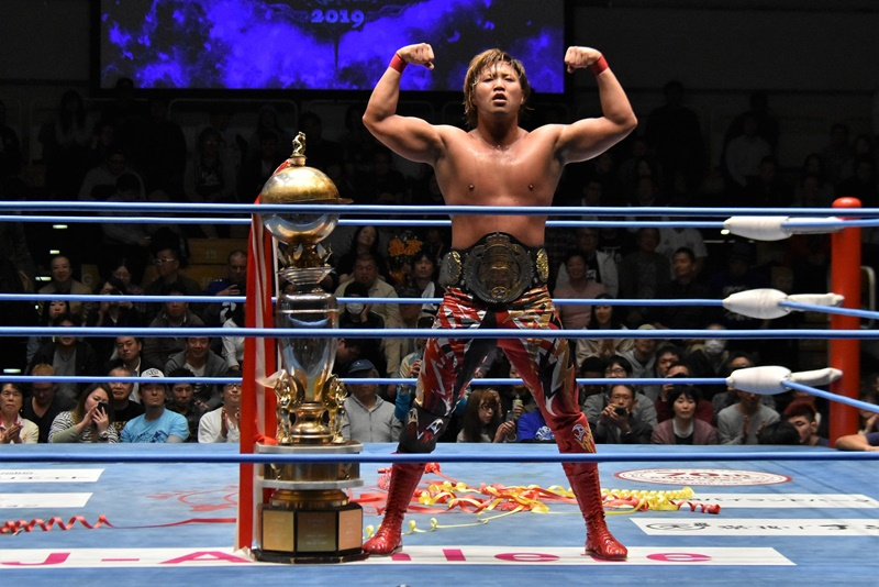 AJPW Champion Carnival 2019 Finals (April 29) Results & Review