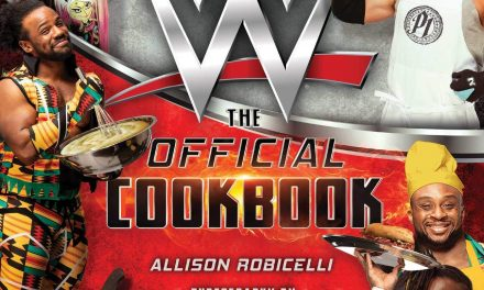WWE: The Official Cookbook Review