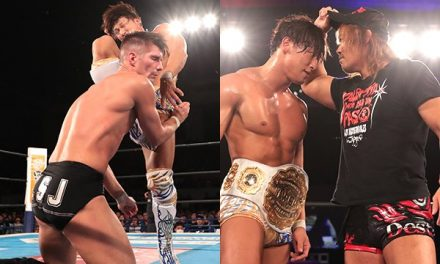 NJPW Sengoku Lord in Nagoya (April 20) Results & Review