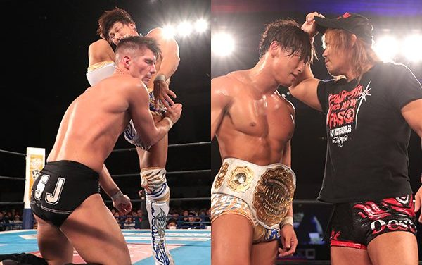 NJPW Sengoku Lord in Nagoya (April 20) Results & Review