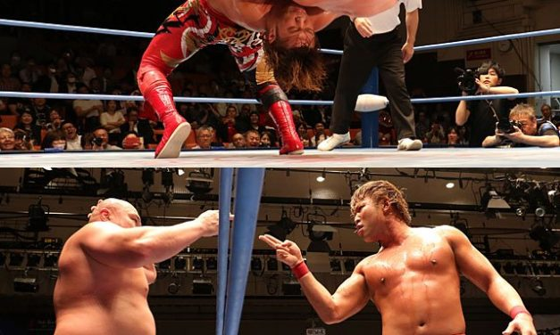 AJPW Champion Carnival 2019 Night 16 (A Block Finals) Results & Review