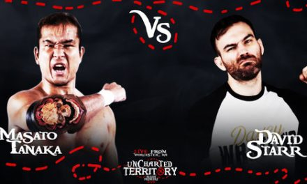"""Beyond Wrestling """"Uncharted Territory"""" Episode 1 Results & Review"""