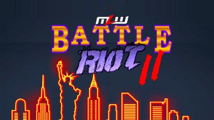 MLW Battle Riot (April 5) Preview
