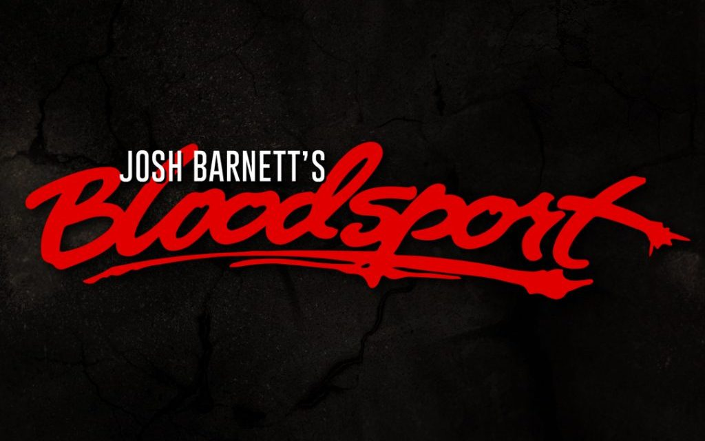 Image result for josh barnett's bloodsport