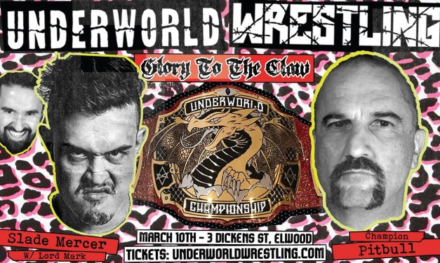 Underworld Wrestling Glory to The Claw Results & Review