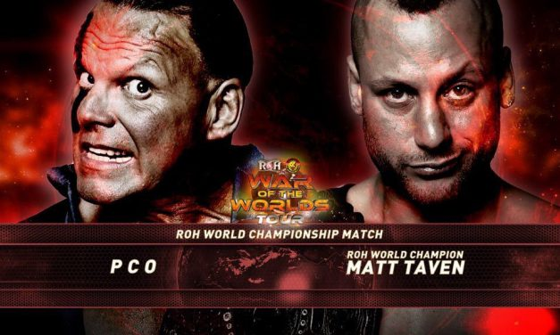 ROH/NJPW War of the Worlds 2019: Night 2 (May 9) Results & Review