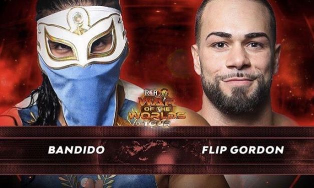 ROH/NJPW War Of The Worlds 2019: Night 1 (May 8) Results & Review
