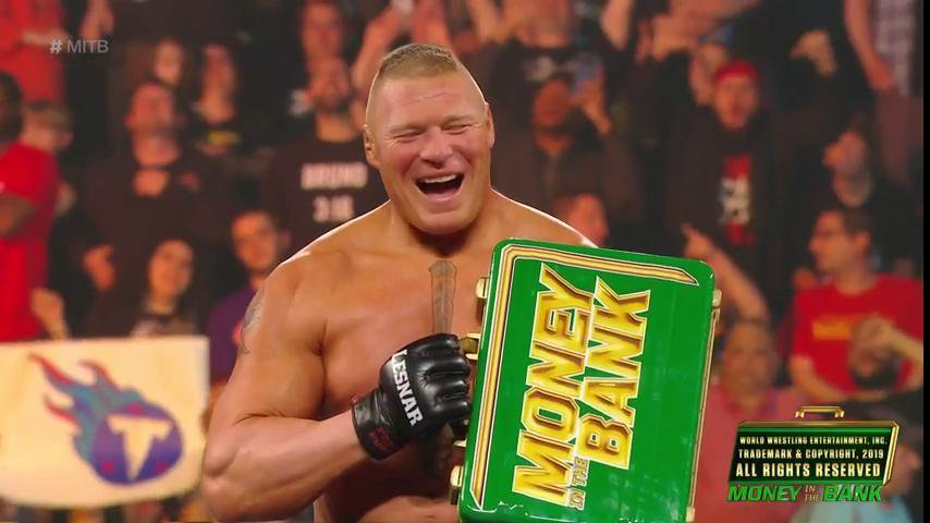 WWE Money in the Bank 2019 (May 19) Results & Review