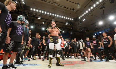 Dragon Gate King of Gate (May 9) Results & Review