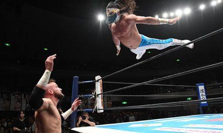 NJPW Best of the Super Juniors 26 Power Rankings