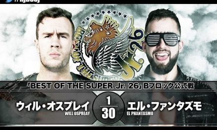 NJPW Best of the Super Juniors 2019 Night 7 (May 22) Results & Review