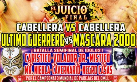 CMLL 2019 Juicio Final Preview & Predictions