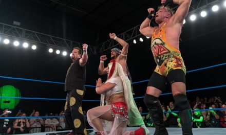 Rob Van Dam, Tommy Dreamer and the Problem of Nostalgia