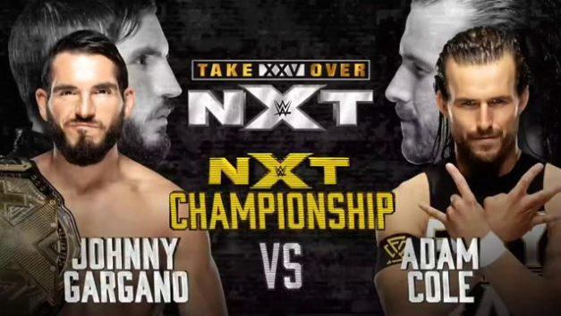 NXT TakeOver XXV Preview & Predictions