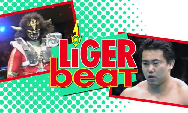 Liger Beat: A Celebration of Jushin Thunder Liger's Career (1989)