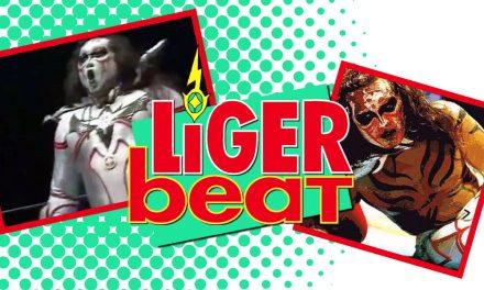 Liger Beat: A Celebration of Jushin Thunder Liger's Career (1996)