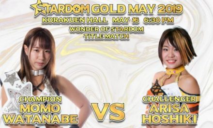 Stardom Gold May 2019 (5/16/19) Results & Review