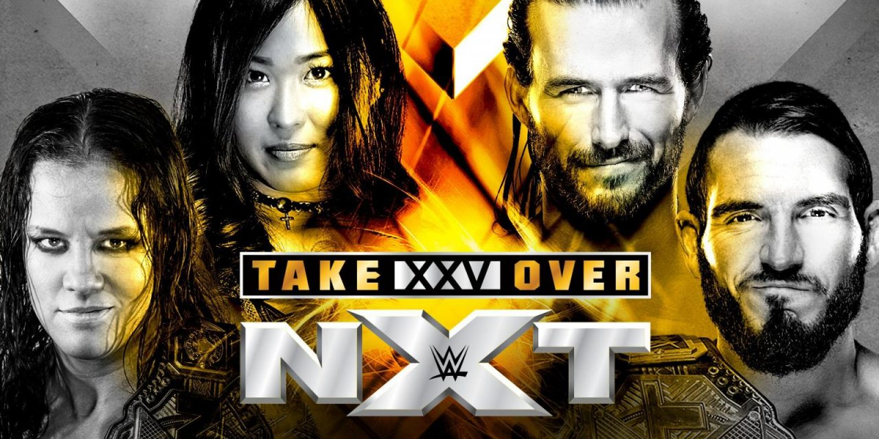 Black And Gold Binge (NXT TakeOver XXV Edition)